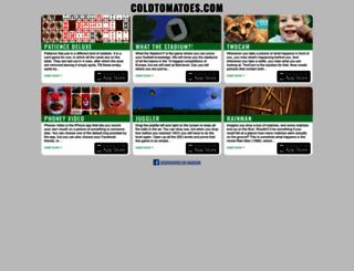 coldtomatoes.com screenshot