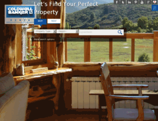 coldwellbanker.co.ke screenshot