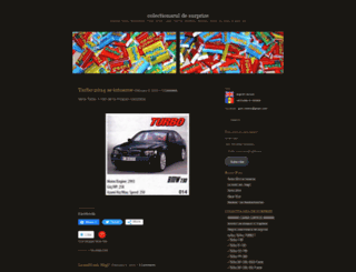 colectionaruldesurprize.wordpress.com screenshot