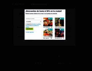 colectivia.com screenshot