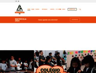 colegiomirassol.com.br screenshot