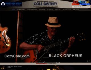 colesmithey.com screenshot