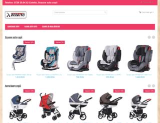 coletto.com.ro screenshot