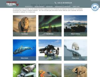 colibri-travel.de screenshot