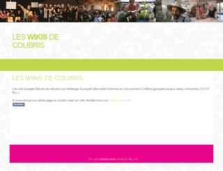 colibris.cc screenshot