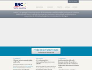 coligacaobnc.org screenshot