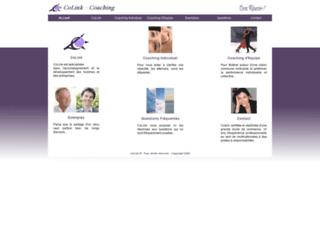 colink.fr screenshot