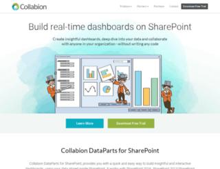 collabion.com screenshot
