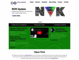 collabora.com screenshot