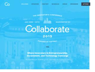 collaborate.fosterly.com screenshot