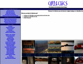 collectics.com screenshot