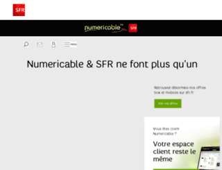 collectif.numericable.fr screenshot