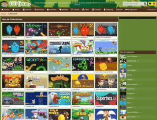 collecting.jeuxdelajungle.fr screenshot