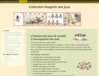 collection-imagerie-des-jeux.fr screenshot