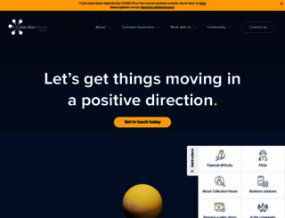 collectionhouse.com.au screenshot