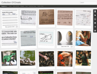 collectionofemails.blogspot.com screenshot
