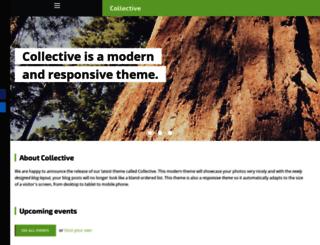 collective-theme.nationbuilder.com screenshot