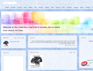 collectivejuncture.com screenshot