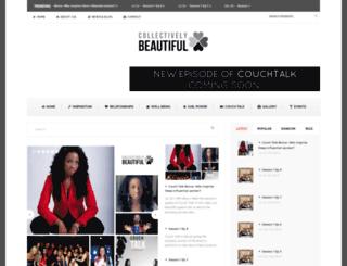 collectivelybeautiful.com screenshot