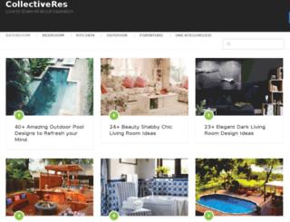 collectiveres.net screenshot