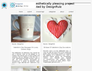 collector.designrulz.com screenshot