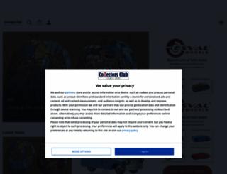 collectors-club-of-great-britain.co.uk screenshot