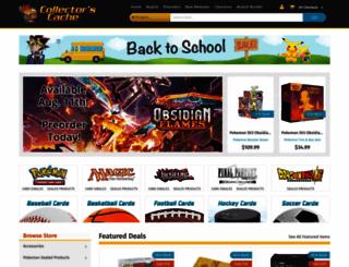 collectorscache.com screenshot
