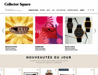 collectorsquare.com screenshot