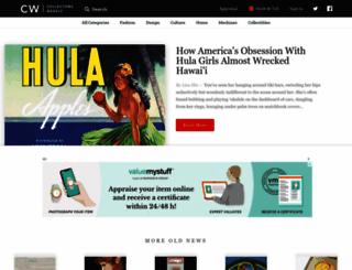collectorsweekly.com screenshot