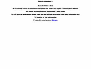 collectphimbo.com screenshot