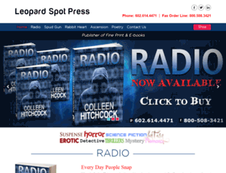 colleenhitchcock.com screenshot
