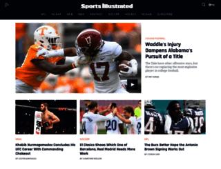 college-football.si.com screenshot