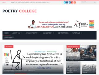 college.wrr.ng screenshot