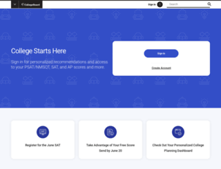 collegeboard.org screenshot