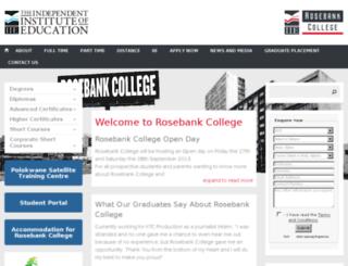 collegecampustest.co.za screenshot
