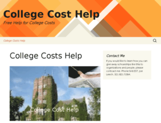 collegecostshelp.com screenshot