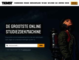 collegenet.nl screenshot