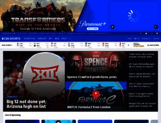 collegesports.com screenshot
