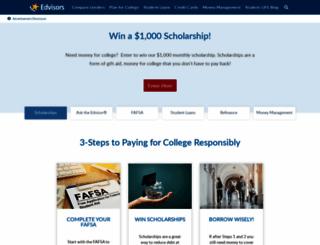 collegetoolkit.com screenshot