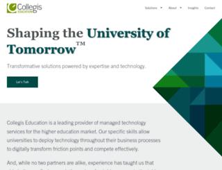 collegiseducation.com screenshot