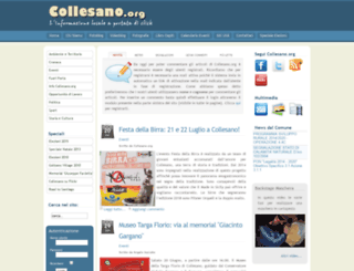 collesano.org screenshot