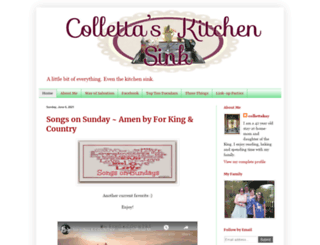 collettaskitchensink.blogspot.com screenshot