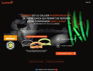 collier-lummi.com screenshot