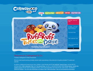 collingwoodohare.com screenshot