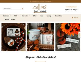 collinspainting.com screenshot