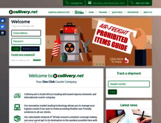 collivery.net screenshot