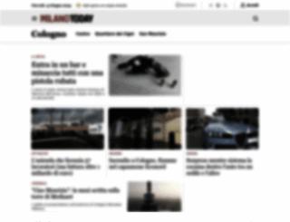 cologno.milanotoday.it screenshot