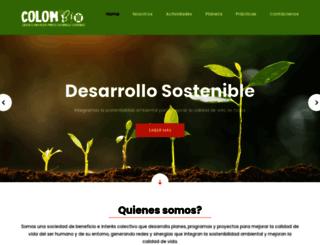 colombio.co screenshot