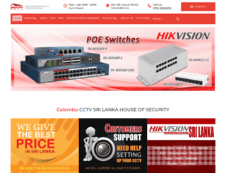 colombocctv.com screenshot