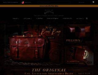 colonellittleton.com screenshot